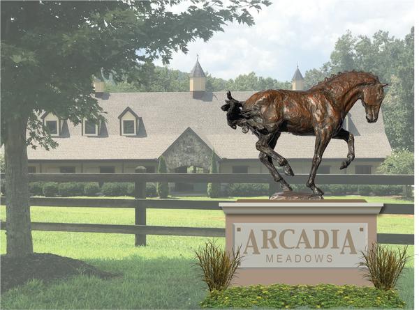Piaffe Monument Bronze Sculpture | Tammy Tappan Art