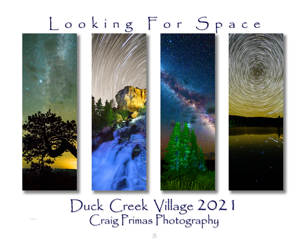 2021 Duck Creek Village Calendar | Craig Primas Photography