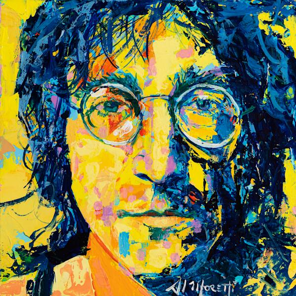 John Lennon Art | Al Moretti Art