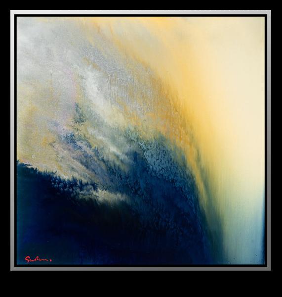 "Simon Bull Available Original Painting - ""Renewal"""