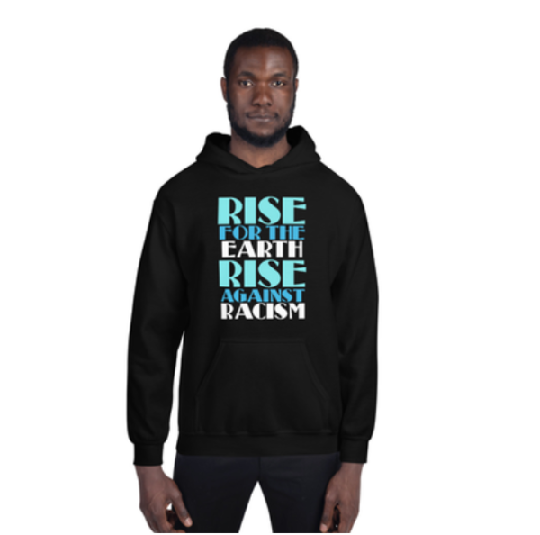 Rise For The Earth, Rise Against Racism   Erin Yoshi