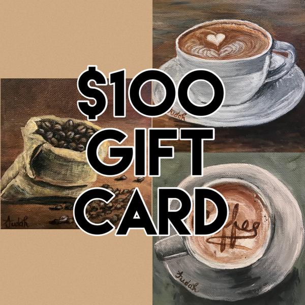 $100 Gift Card | alanajudahart