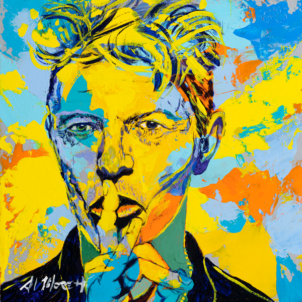 Shhhh  David Bowie