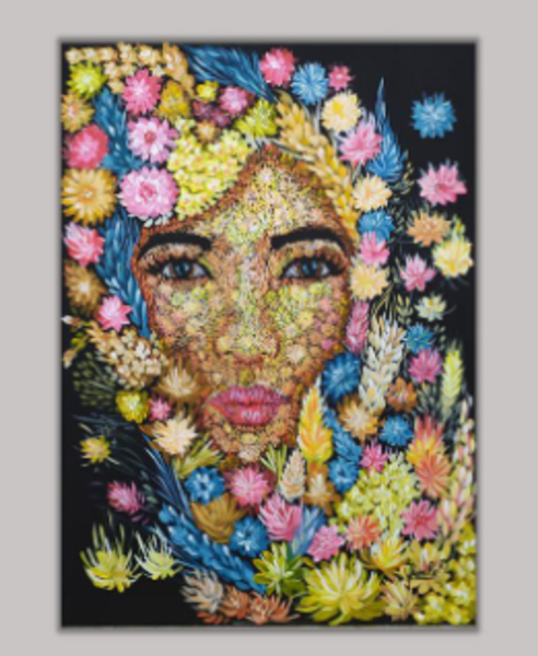 Ser Y Florecer Art | Ralwins