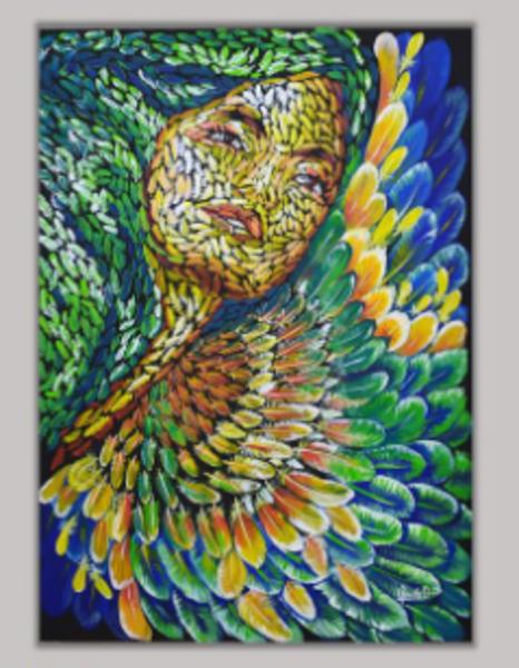 Vuelo Seguro Art | Ralwins