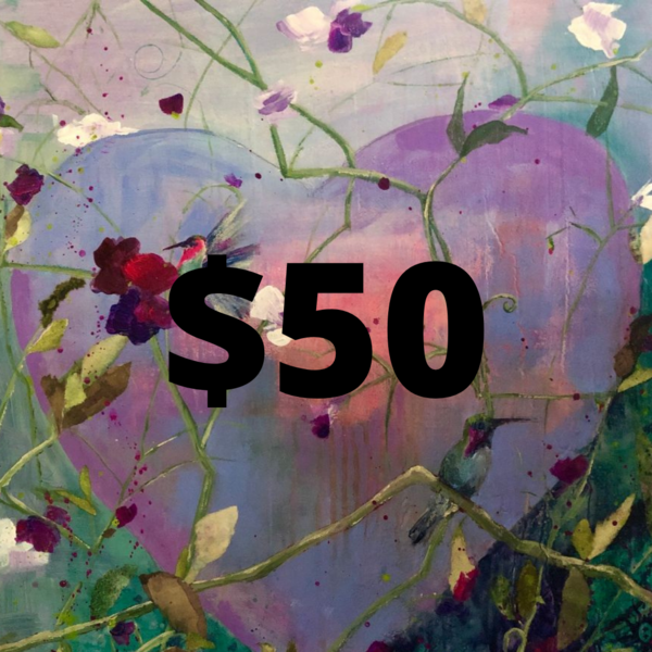 $50 Gift Card | PoroyArt