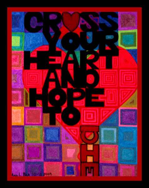 Cross Ur Heart Hope 2 Die Art | Lillith
