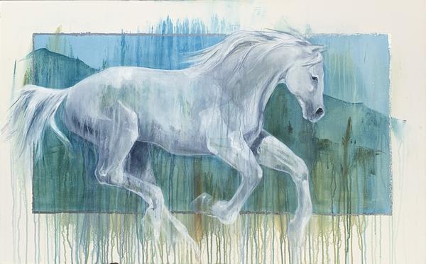 Freedom Original Painting | Tammy Tappan Artist
