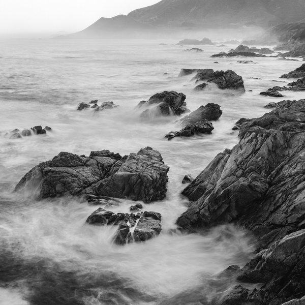 Big Sur Pacific Coastline Photography Art | Robert Vielee Photography