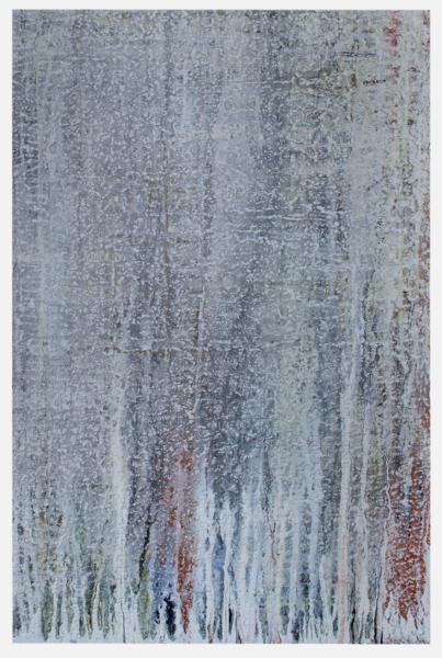 Paint Weaving Puzzle | Artist Rachel Goldsmith, LLC