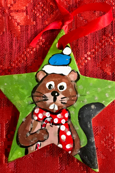 Star Beaver | Karen Bishop Artist