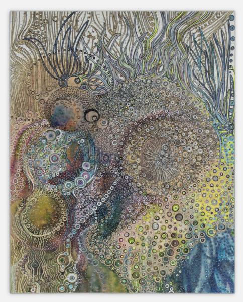 Underwater Inspired Puzzle | Artist Rachel Goldsmith, LLC