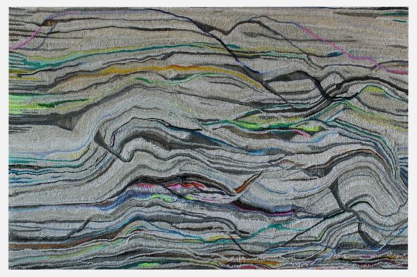 Ramen Landscape Puzzle | Artist Rachel Goldsmith, LLC