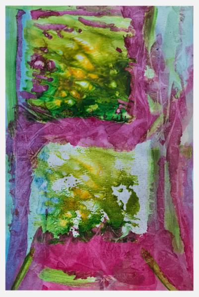 Atrium Puzzle | Artist Rachel Goldsmith, LLC