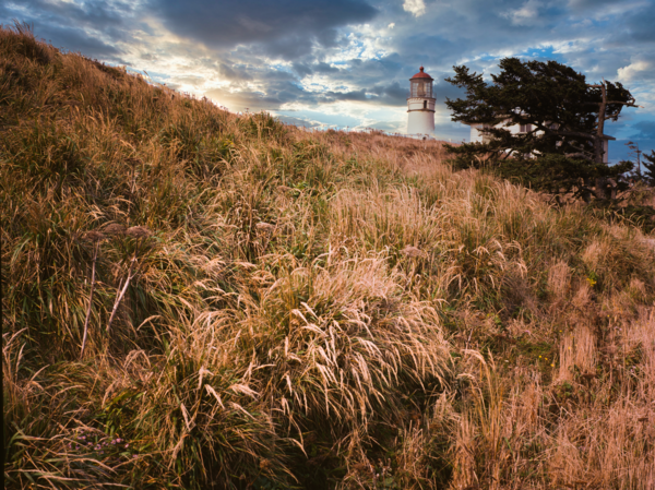 Cape Blanco Lighthouse Photography Art | Robert Vielee Photography