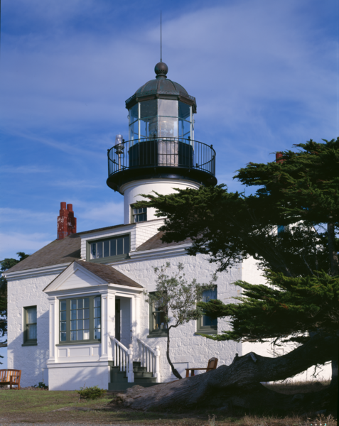 Point Pinos Lighthouse 2 Photography Art | Robert Vielee Photography