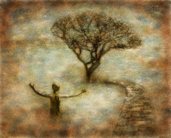 The Tree Of Life Art | Frantisek Strouhal Fine Art