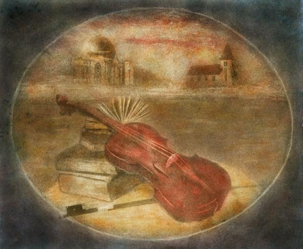 Symphony For Unity Art | Frantisek Strouhal Fine Art
