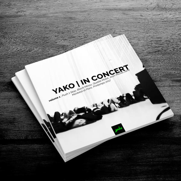 yako | In Concert - Concerts, music, light and blur
