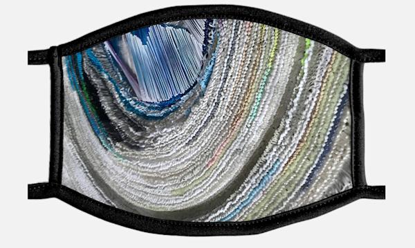Knob Mask | Artist Rachel Goldsmith, LLC