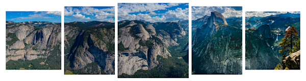 Yosemite Valley Limited Edition Panoramic Photography Art | Robert Vielee Photography