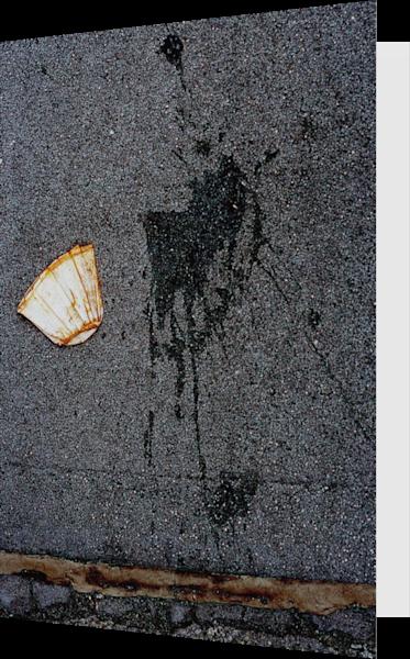 Street Dancer SoHo Sidewalk Greeting Card – Sherry Mills