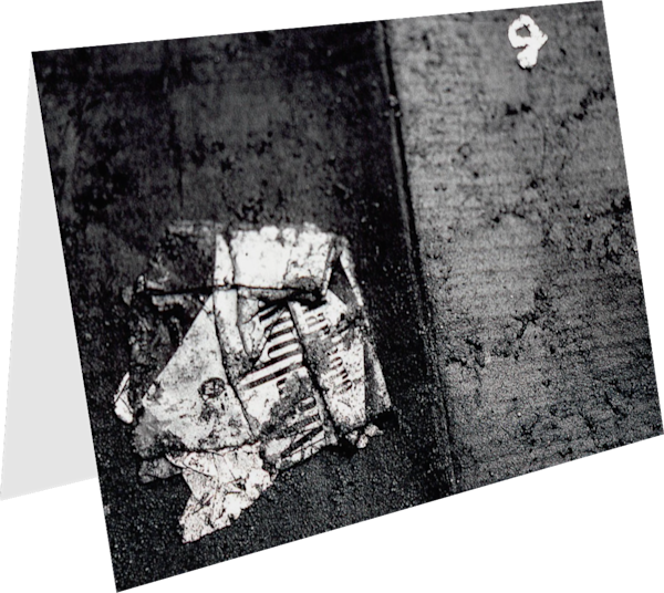 Marlboro Abstract Sidewalk Art Greeting Card – Sherry Mills