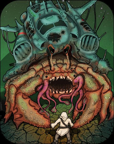 Hermit Crab Stand-off