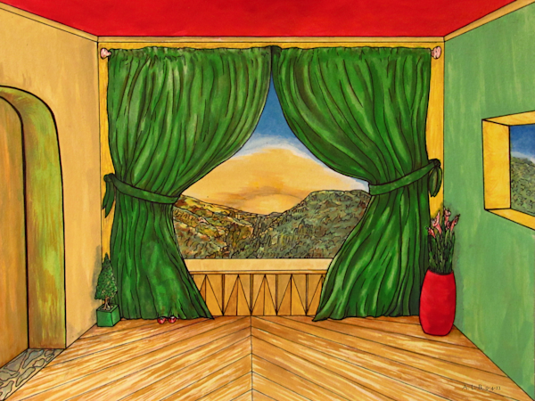 A Room With A View 2 Art   Lillith