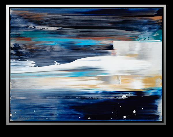 "Simon Bull Available Original Painting - ""The Fourth Season"""