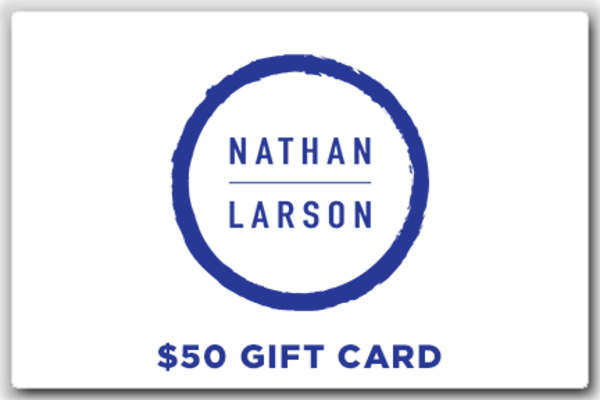 Nathan Larson Photography | Gift Cards | Give the gift of art