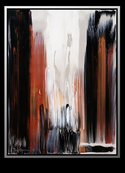 "Simon Bull Available Original Painting - ""Fulton"""