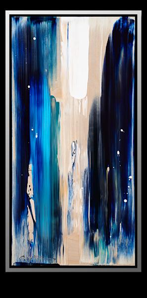 "Simon Bull Available Original Painting - ""Van Ness"""