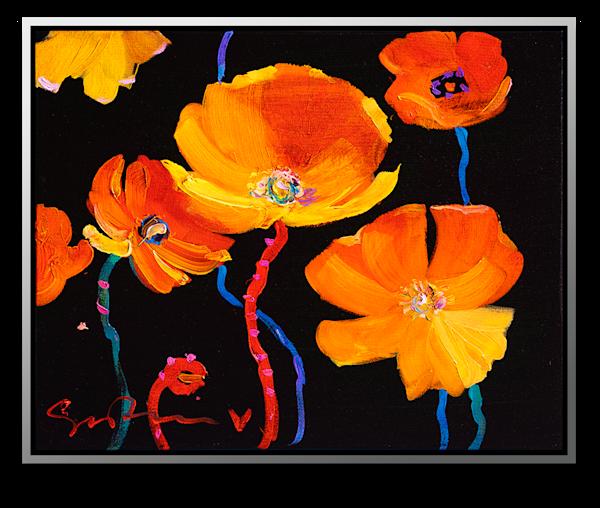 "Simon Bull Available Original Painting - ""California Dreamers"""