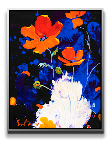 """Simon Bull Available Original Painting - """"Up In The Air"""""""