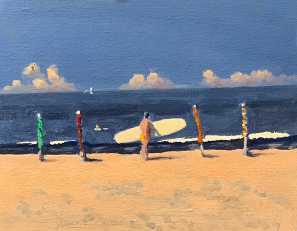 Morning Surf Art | Mid-AtlanticArtists.com