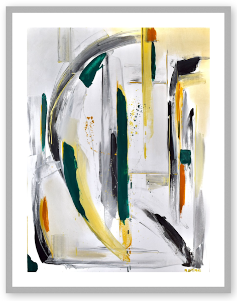 """Open"" 20x30 Limited Edition Print Art | Renee Bitinas Fine Art"