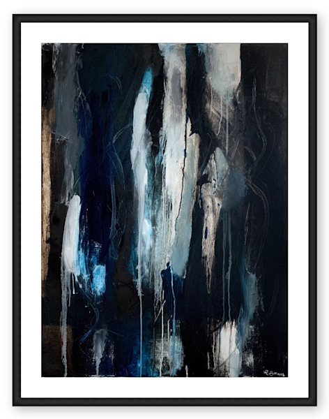 """Shrine"" 20x30 Limited Edition Print Art | Renee Bitinas Fine Art"