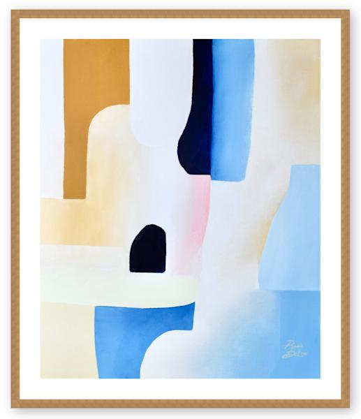 """Elan"" 16x20 Limited Edition Print Art | Renee Bitinas Fine Art"
