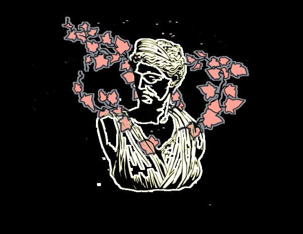 Venus Vines Heart: Merch Art | Anonymous Art Studios