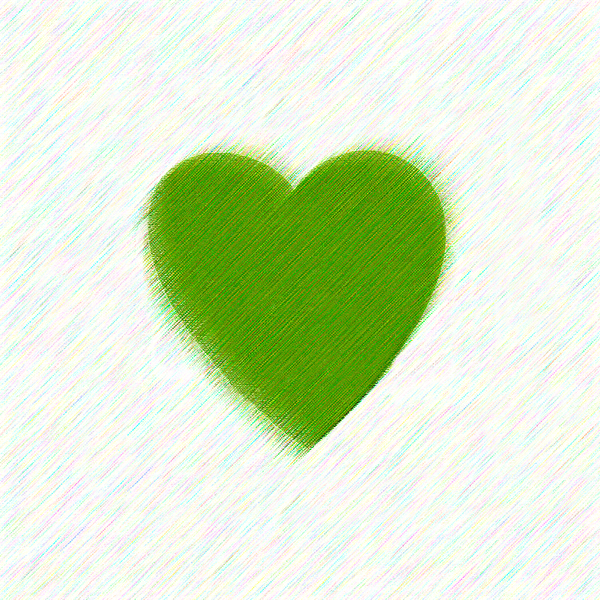 Green Heart Art | DARDISartgalleries