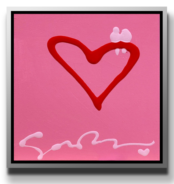 Love Letters Custom Art Collection series one, by Simon Bull