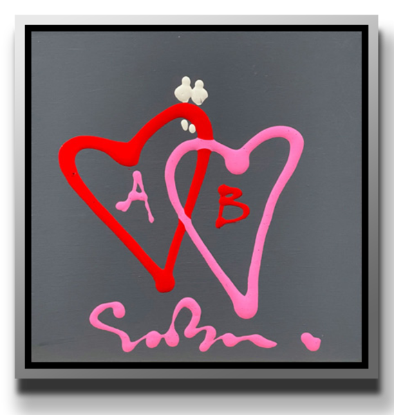 Love Letters Custom Art Collection series eight, by Simon Bull