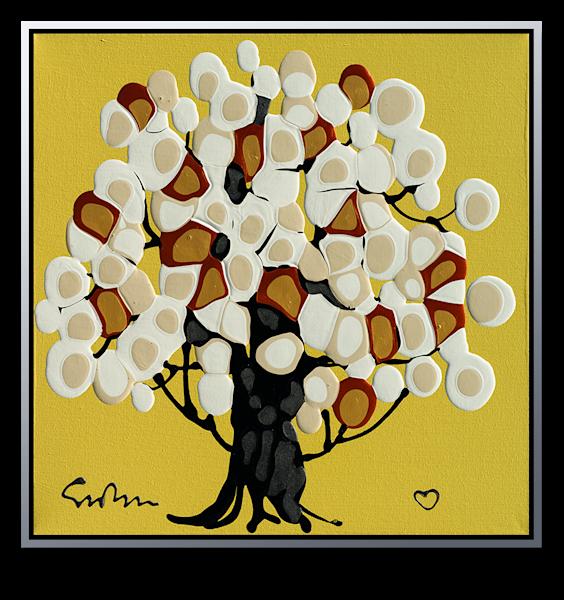 "Simon Bull Available Original Painting - "" Almonds"""