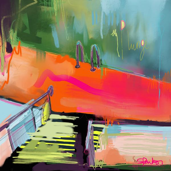 Plunge Art | Atelier Steph Fonteyn