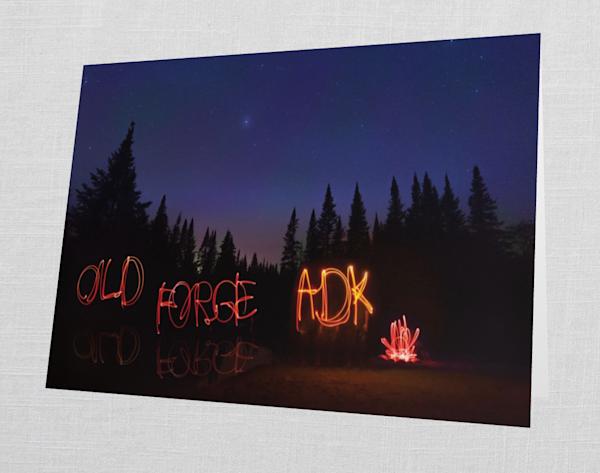 Old Forge Adk Card | Kurt Gardner Photogarphy Gallery