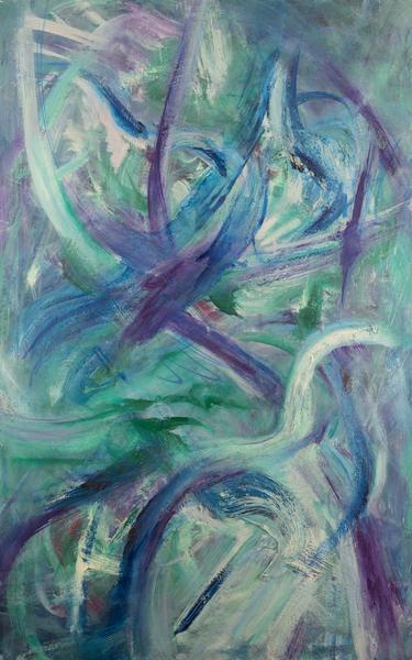 """A State Of Calm"" Art | Daniel Kanow Fine Art"
