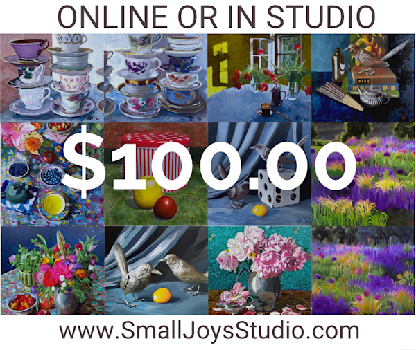 $100 Gift Card | smalljoysstudio
