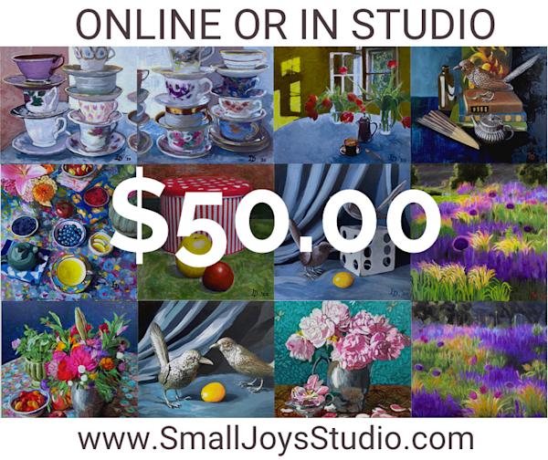 $50 Gift Card | smalljoysstudio