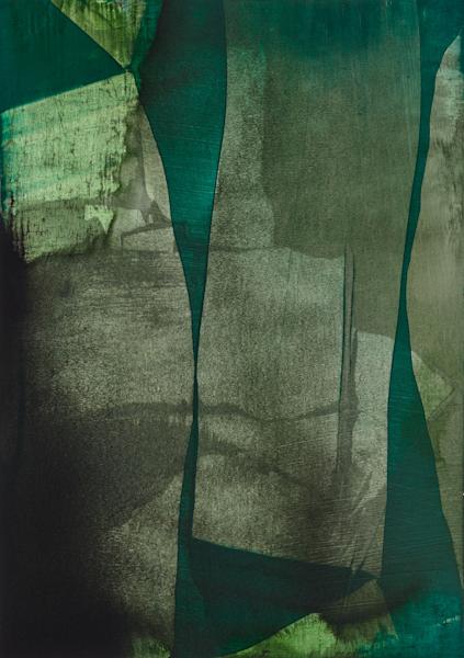 Mossy Art | Ingrid Matthews Art